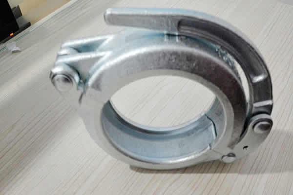 Snap Clamp Coupling